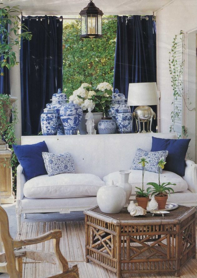 Chinoiserie Chic: The History of Blue and White Porcelain