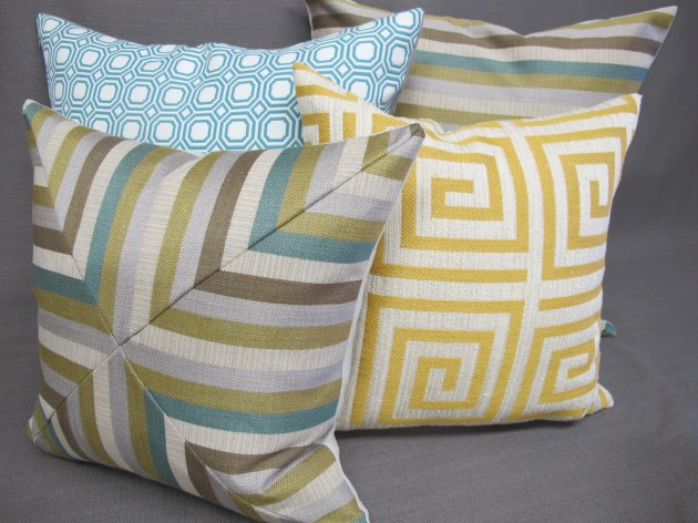 Cindy Ciskowski pillows to be featured on One Kings Lane.