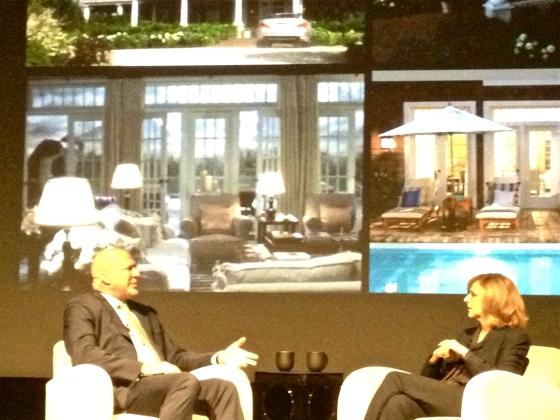 Nancy Meyers Keynote - West Week 2013