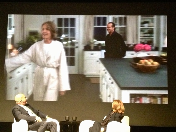 Nancy Meyers Keynote - Somthings got to Give