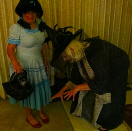 Dorothy Give Me Those Ruby Slippers